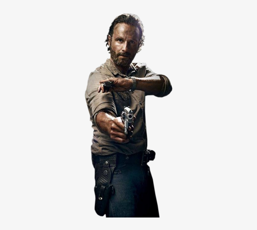 The Walking Dead Rick Png Clip Freeuse Stock.