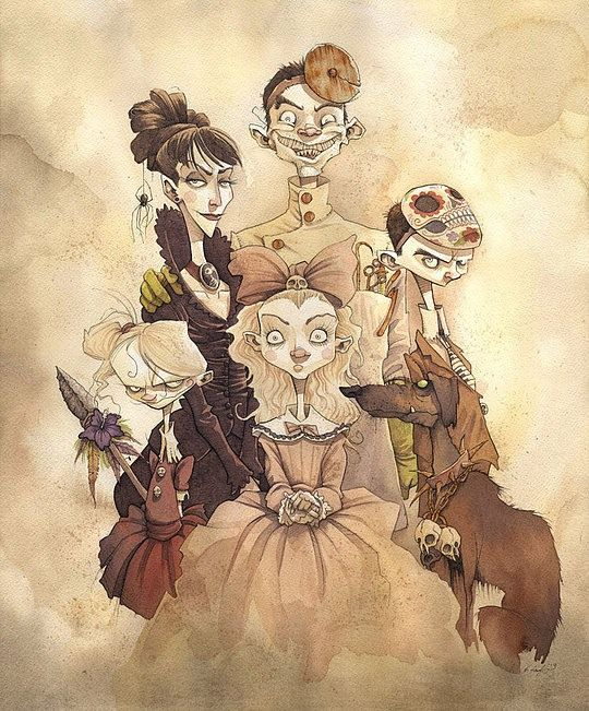1000+ images about Gris Grimly on Pinterest.
