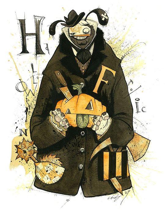 Original Illustrations by Gris Grimly.