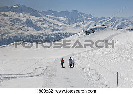 Stock Photo of Grimsel Pass Which Offers Fantastic Views Over The.