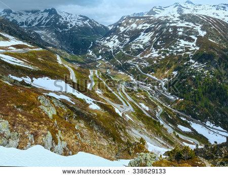 Grimsel Pass Banque d'Image Libre de Droit, Photos, Vecteurs et.