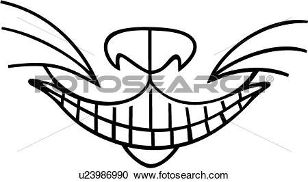 Grin Clip Art EPS Images. 4,291 grin clipart vector illustrations.