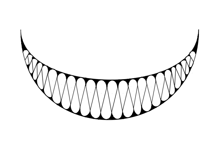 Download Free png Evil Grin by HevenQueen PlusP.