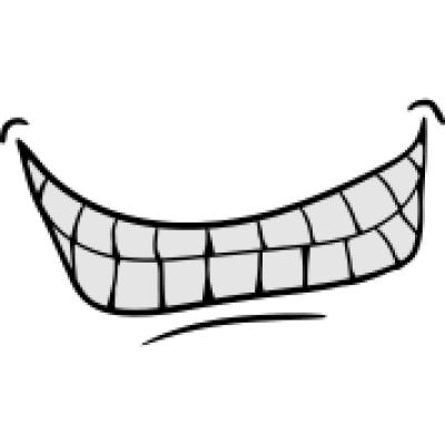 Download Free png mouth teeth grin evil laugh.