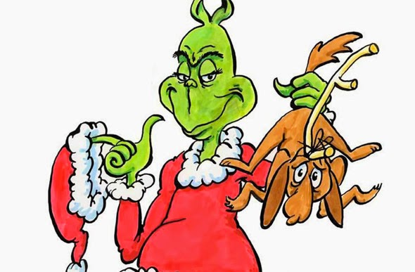 Photos of grinch and max clip art how the stole.