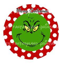 grinch wreath.
