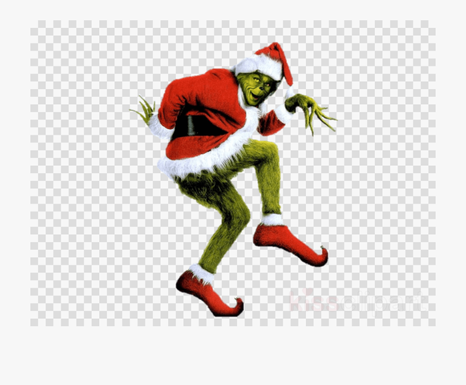 Christmas Hat Png Grinch.