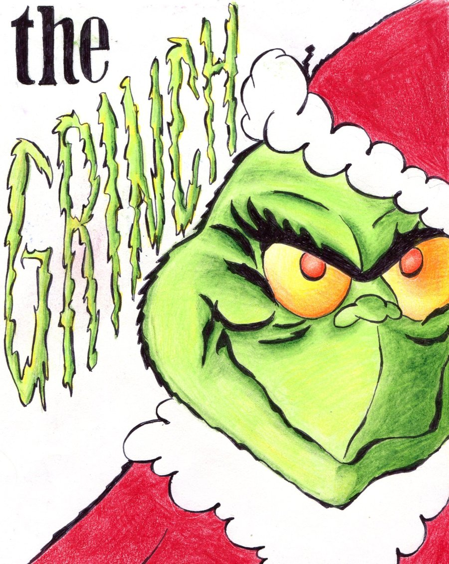Grinch Clipart images collection for free download.