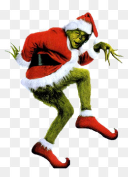 Grinch PNG.