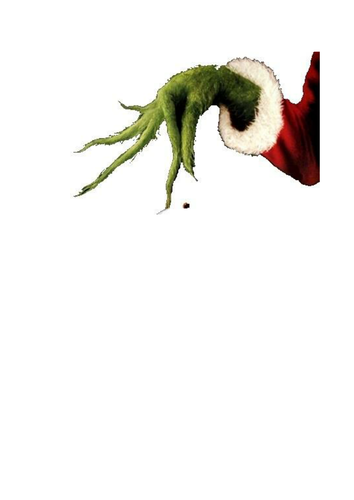 The Grinch/ Christmas.