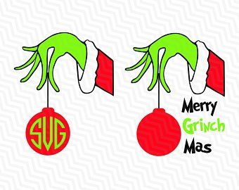 Grinch Hand Clipart (89+ images in Collection) Page 2.