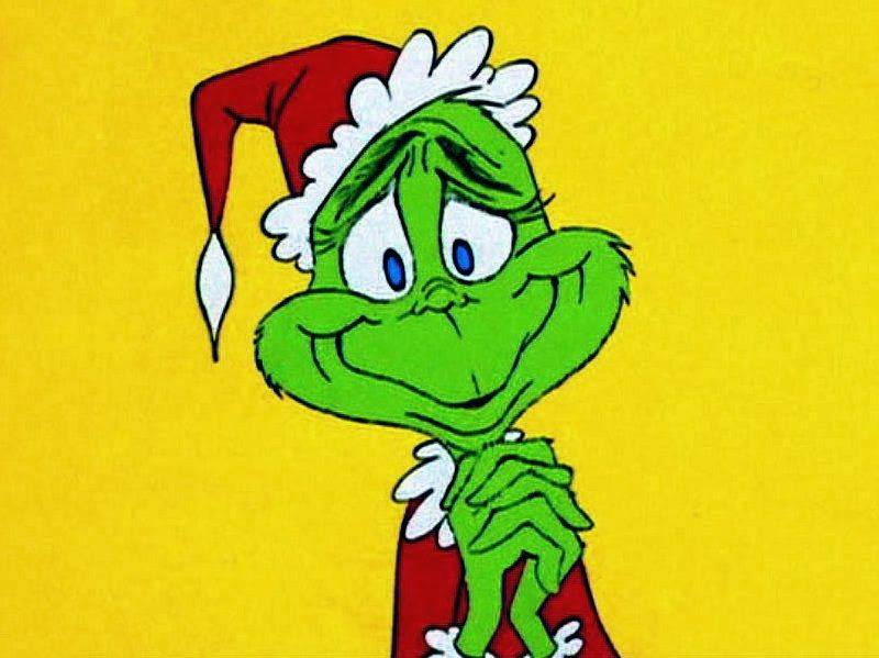 Happy grinch clipart 2.