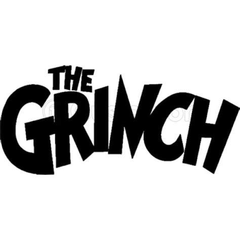 The grinch Logos.