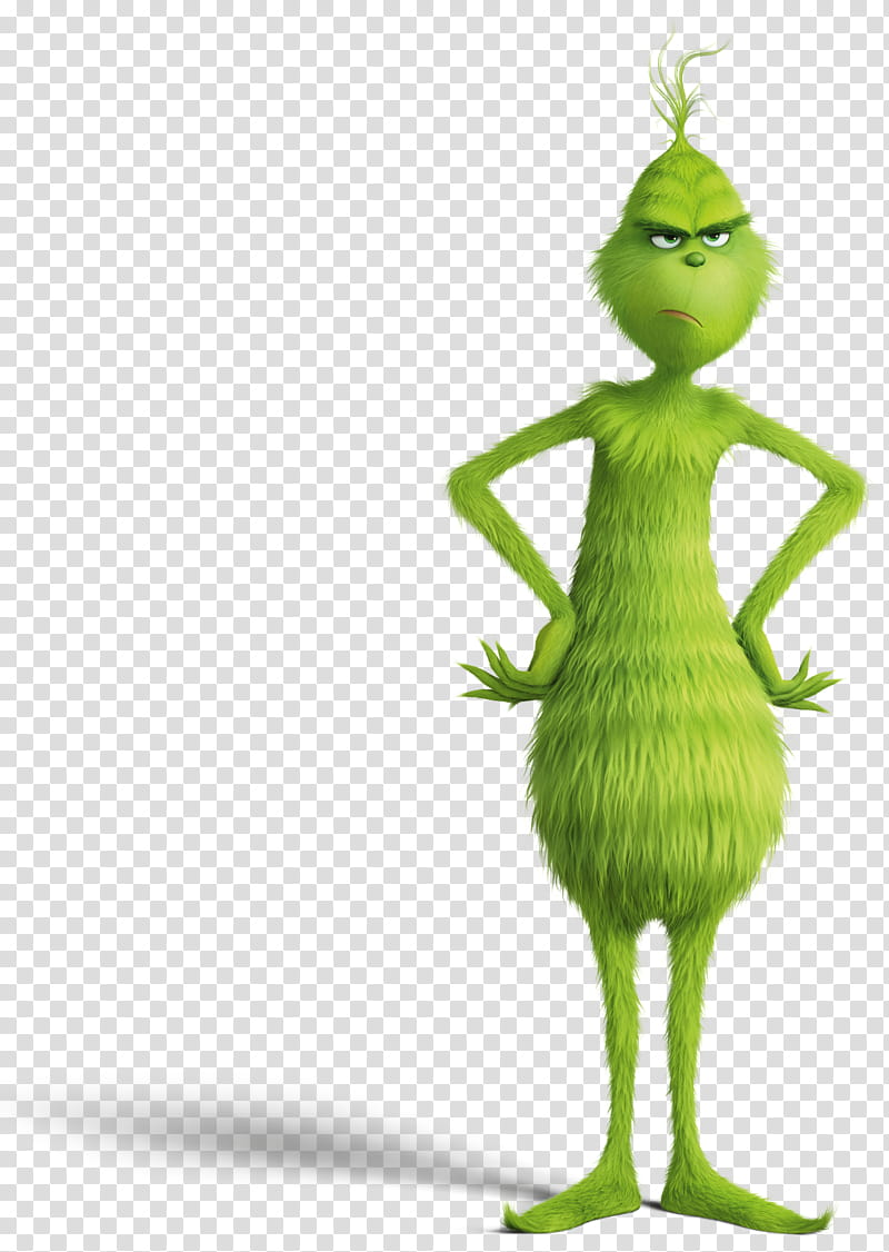 The Grinch transparent background PNG clipart.