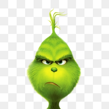 Grinch PNG Images.