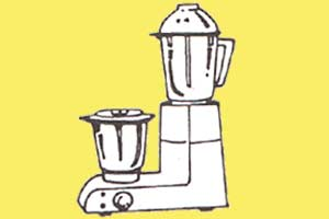 Mixer grinder clipart.