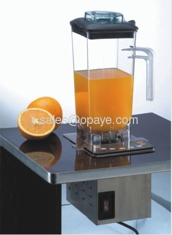 counter blender/desk blender/commercial blender/bar blender.