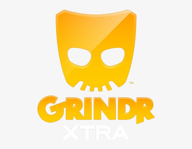Download Free png Grindr Xtra Logo Vector Gold Shiny1.