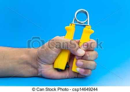 Spring Hand Grip.