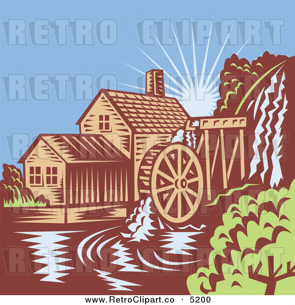 Grist Mill Clip Art Related Keywords & Suggestions.