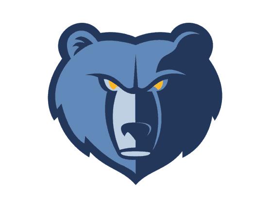 Clipart grizzlies logo.