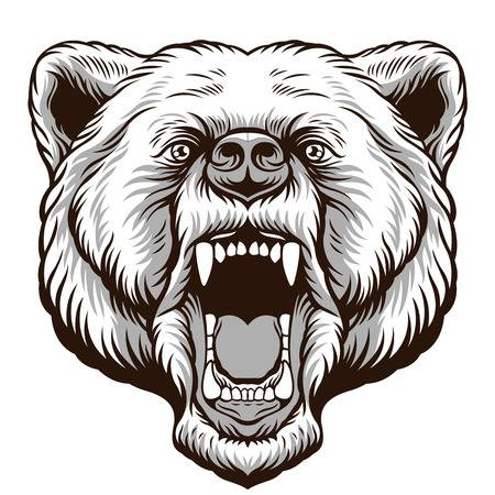 8,458 Grizzly Bear Cliparts, Stock Vector And Royalty Free Grizzly.