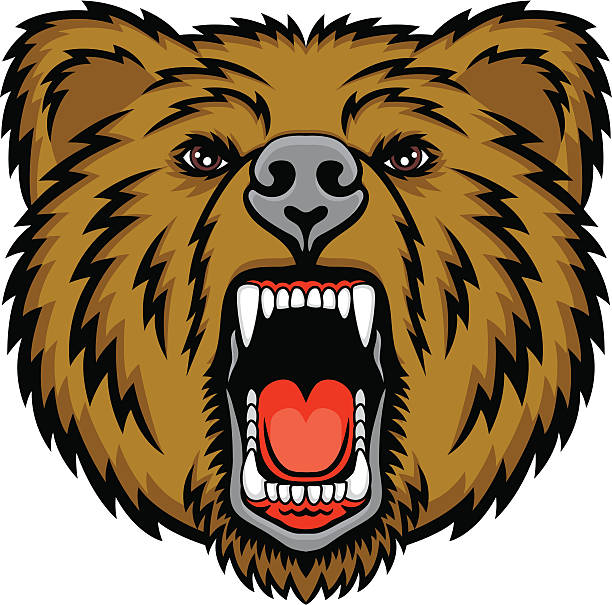 Grizzly bear clipart 3 » Clipart Station.