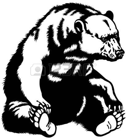 4,772 Grizzly Bear Cliparts, Stock Vector And Royalty Free Grizzly.