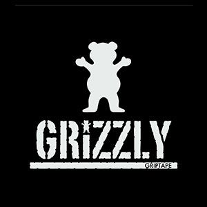 Grizzly Grip Tape Logo.