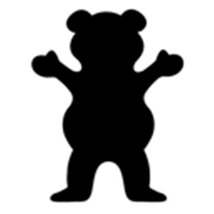 Grizzly Griptape logo tee.