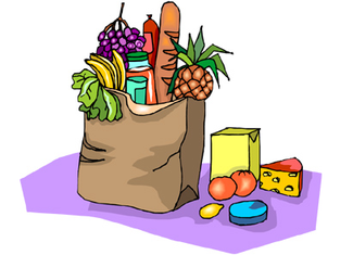 Grocery Clipart.