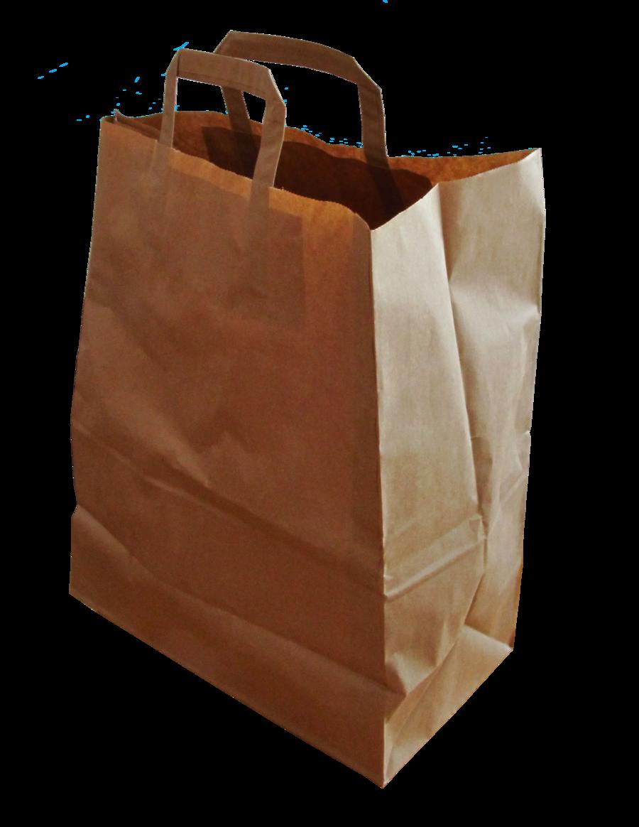 Shopping Bag PNG Image.