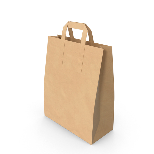 Grocery Bag with Paper Handle Mockup PNG Images & PSDs for Download.