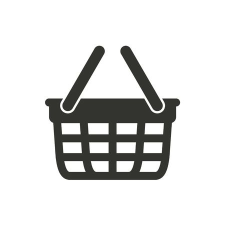 55,786 Shopping Basket Stock Vector Illustration And Royalty Free.