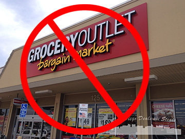 Supporter comments · Stop Grocery Outlet In Mammoth Lakes.