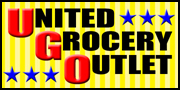 United Grocery Outlet.