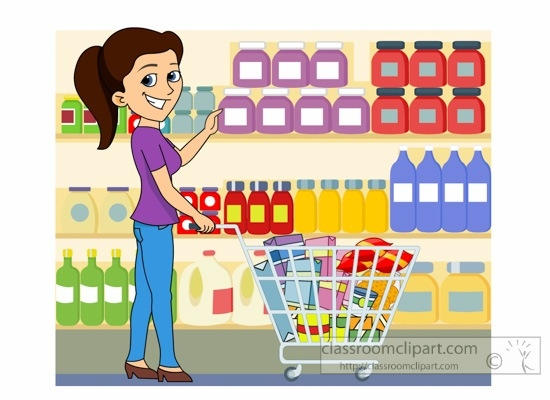 Grocery Clipart Clipart.