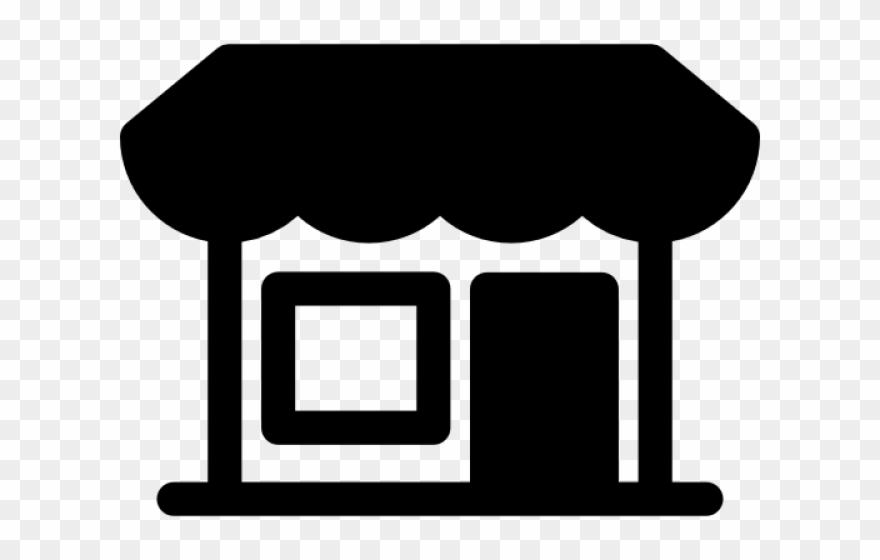 Market Clipart Grocery Store Building.