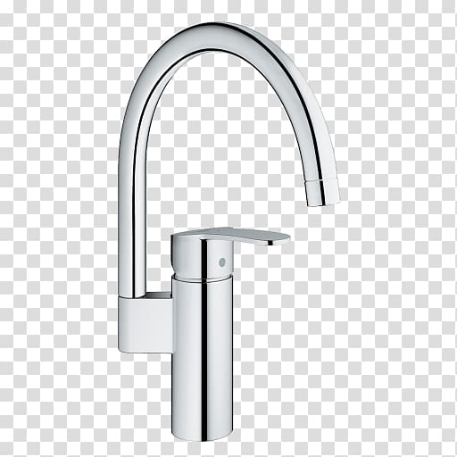 Tap Sink Grohe Bateria wodociągowa Kitchen, sink transparent.