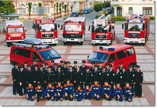 Freiwillige Feuerwehr Groitzsch.