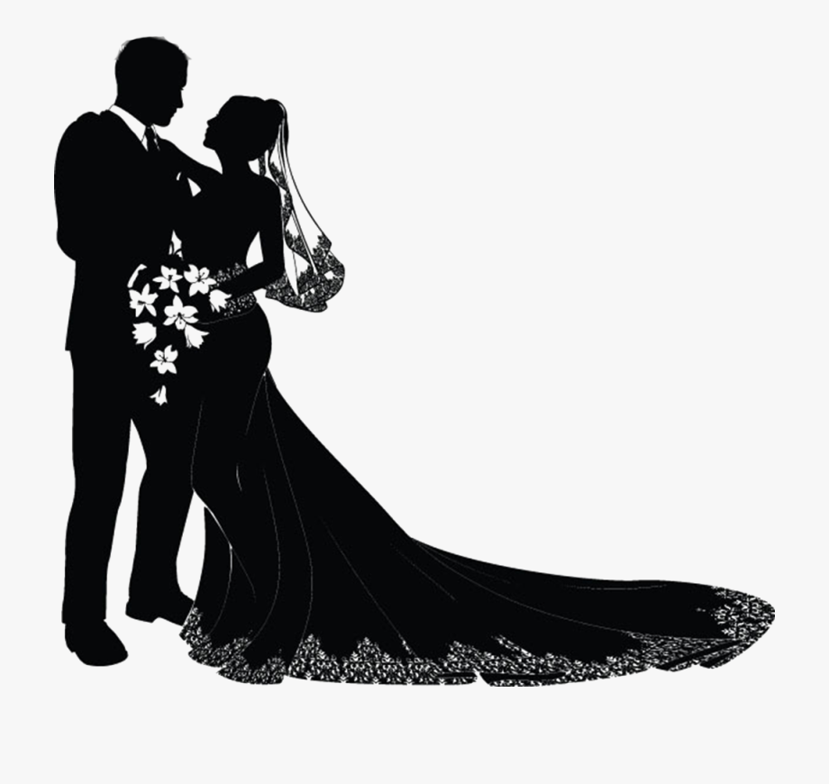 Wedding Invitation Bridegroom Clip Art.