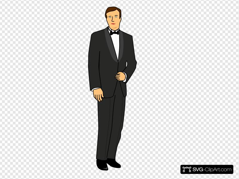 Groom Clip art, Icon and SVG.