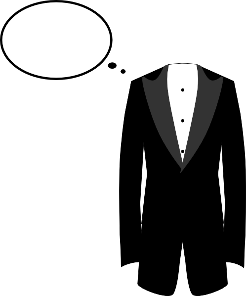 Groom Suit Clipart images.