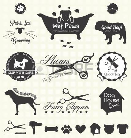2,303 Dog Grooming Stock Illustrations, Cliparts And Royalty Free.