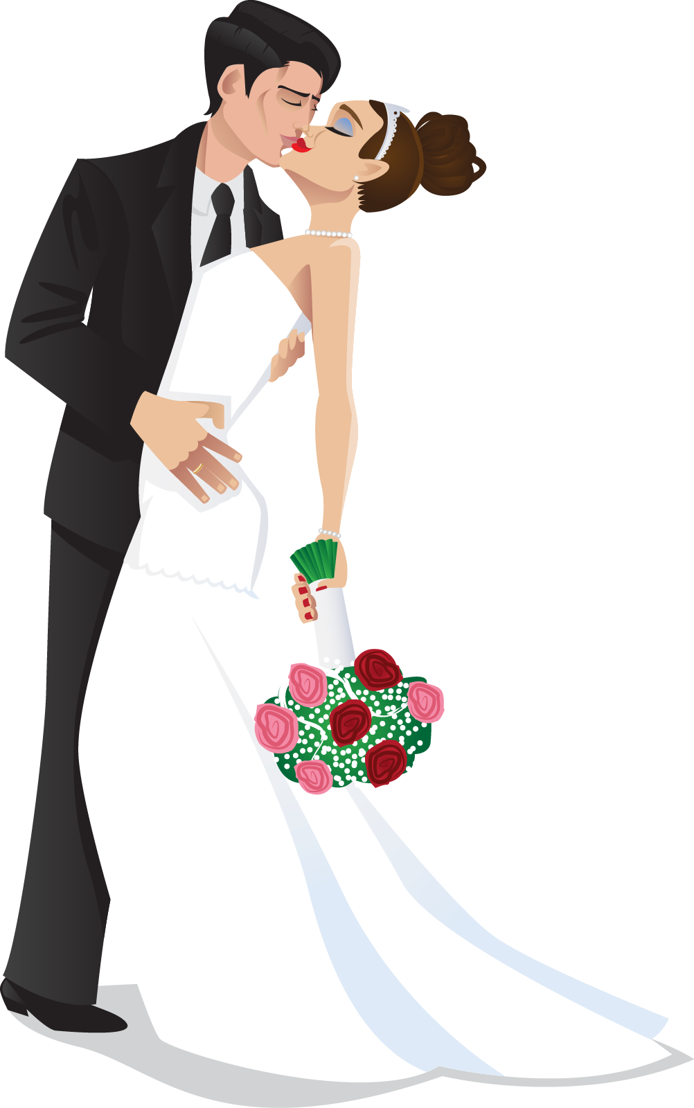 Free to Use & Public Domain Wedding Clip Art.