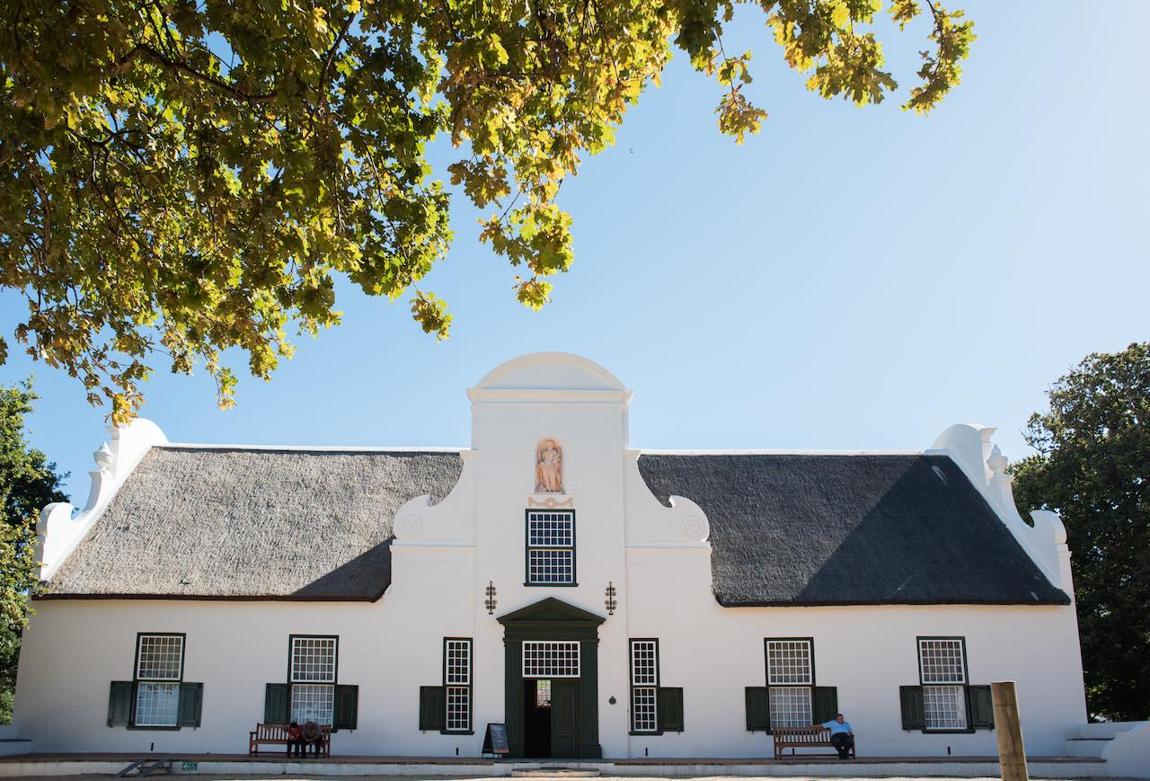 Gentleman's Guide to Cape Town.