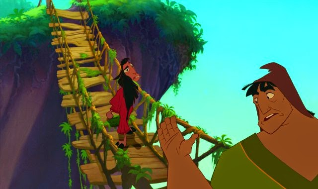 Clipart: 'The Emperor's New Groove' Clipart.