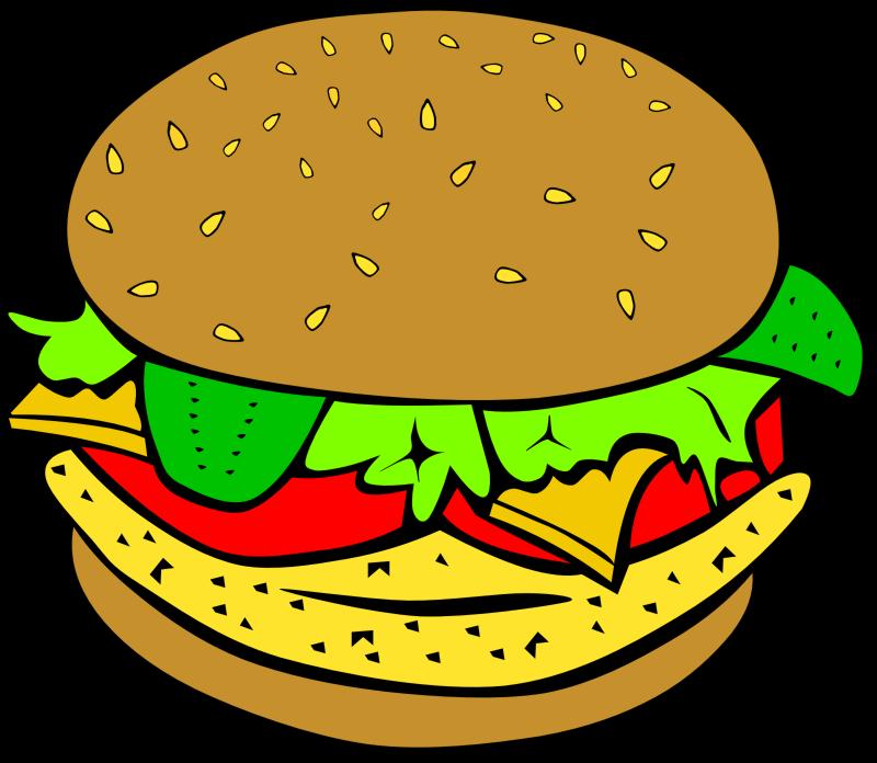 Sandwich clipart logo, Sandwich logo Transparent FREE for.
