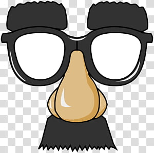Groucho glasses Sunglasses, glasses transparent background.