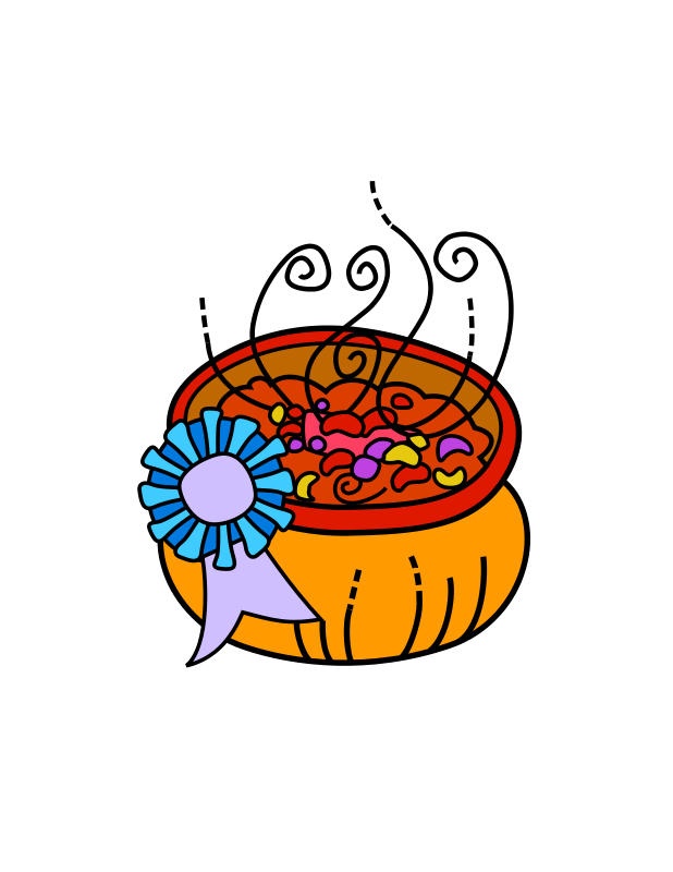 Clipart Bowl Of Chili.